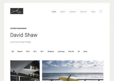 David Shaw Furniture Designer